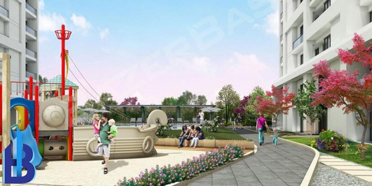 مشروع سكني في منطقة مركزية في اسنيورت