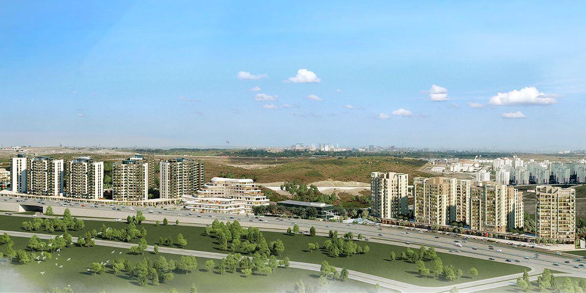 مشروع سكني بضمان الحكومة التركية