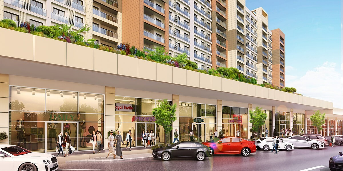 The project is distinguished by its social facilities and its wonderful location