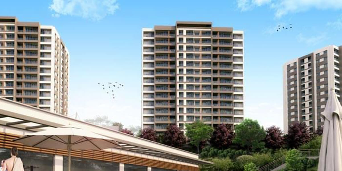 Luxury project in the finest areas of Istanbul
