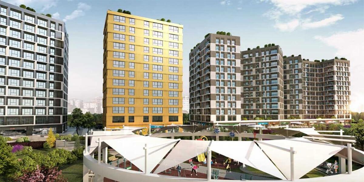 مشروع مميز بمساكن مرفهة وخدمات فاخرة