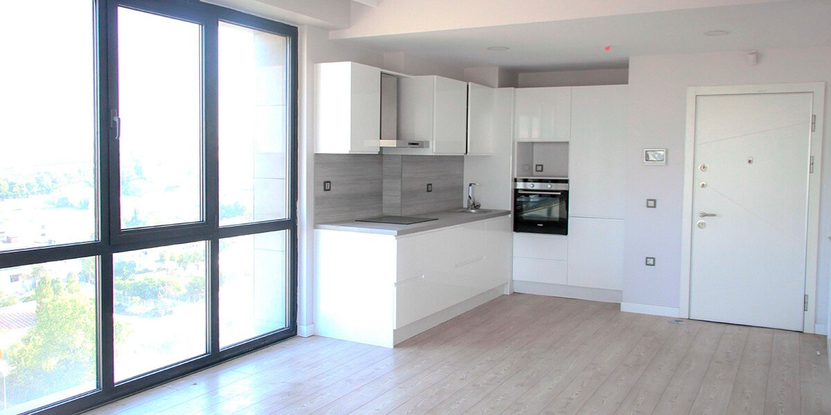Project in kucukcekmece with 10% discount and rent guarantee