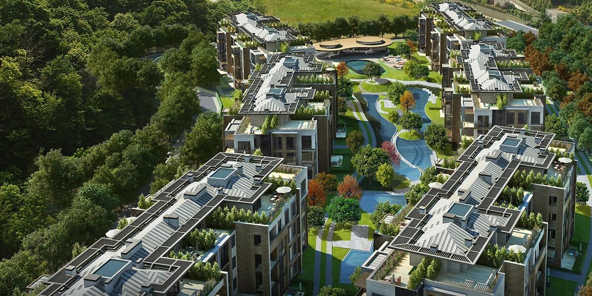 مشروع يجمع بين حياة المدينة والطبيعة