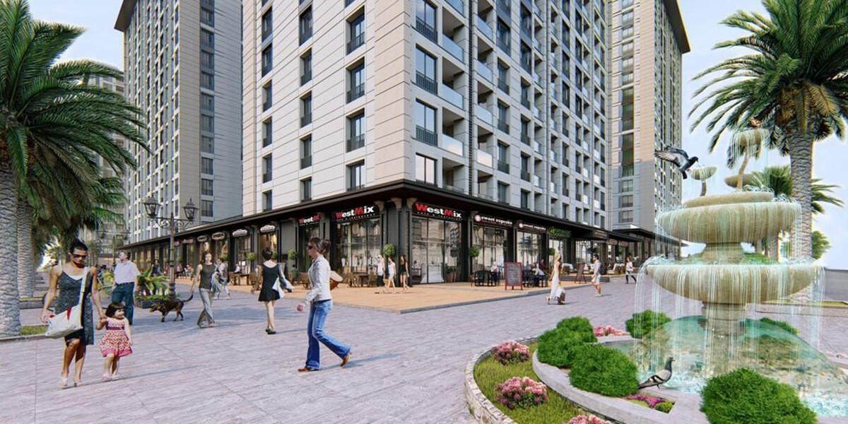مشروع رائع يمنحكم الاستمتاع بلذة الحياة في مركز المدينة