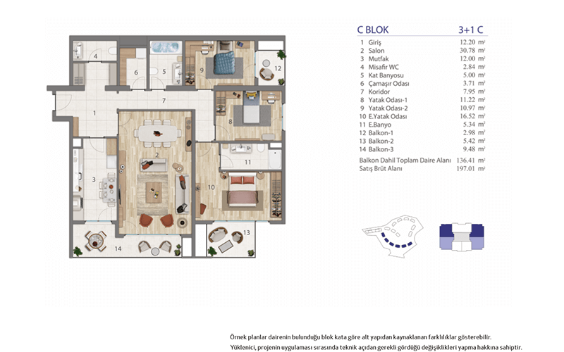 The true meaning of luxury life in a residential project