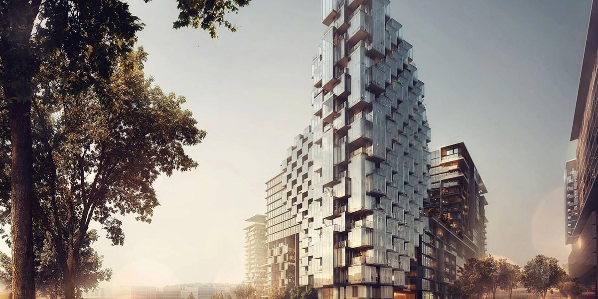 مشروع في أحد أكثر مراكز الحياة شهرة في اسطنبول