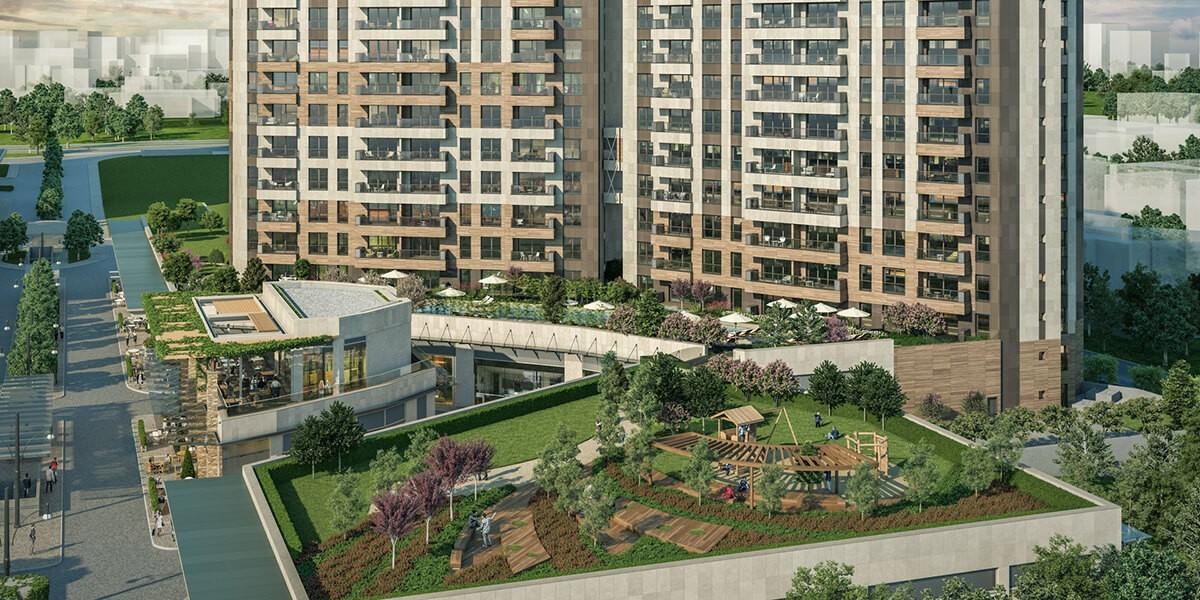 مشروع سكني يمنحك سهولة الاختيار وسهولة الدفع