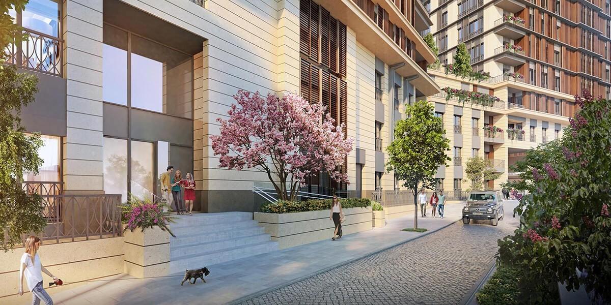 للباحثين عن حياة الرفاهية والفخامة مشروع يجمع بين العمارة الحديثة والتاريخية