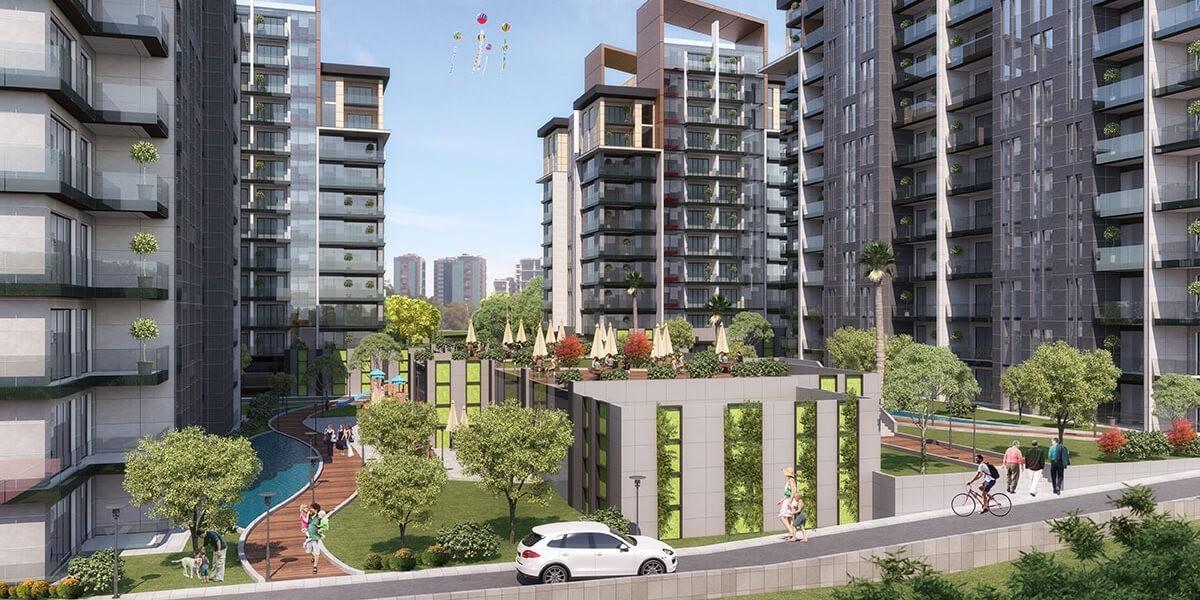 مشروع يجذب الانتباه بموقعه المميز في اسطنبول