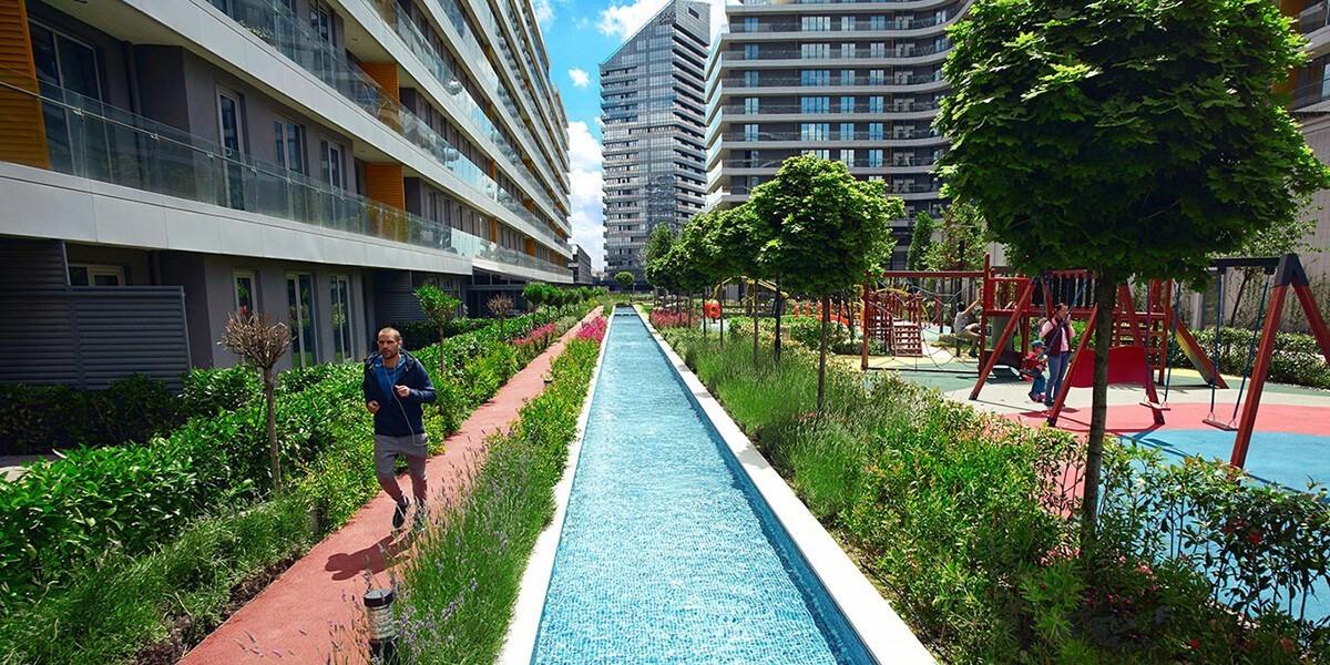 مشروع سكني فندقي لمعيشة مفعمة بالحياة