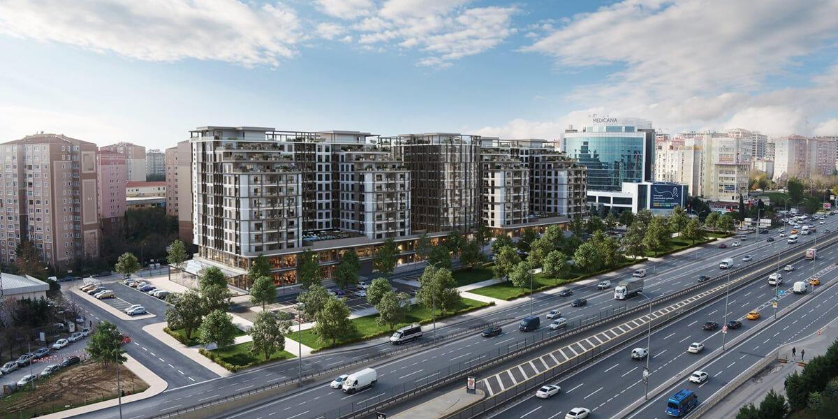 أفضل المشاريع الجديدة التي يتم بناءها في منطقة بيليك دوزو