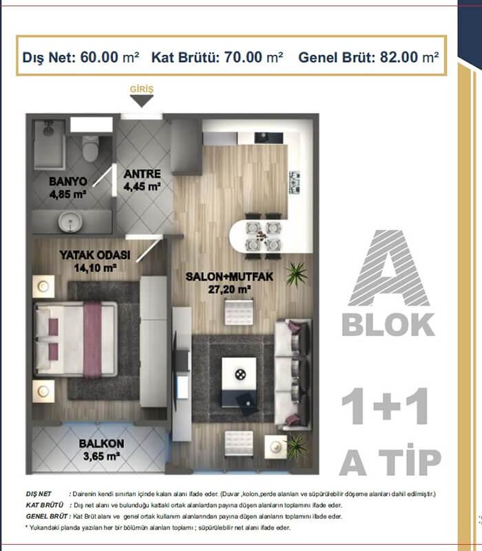 The best new projects being built in Beylikdüzü region