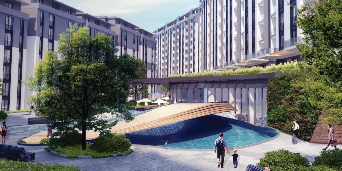 مشروع تحول حضري باطلالة مميزة على خليج القرن الذهبي