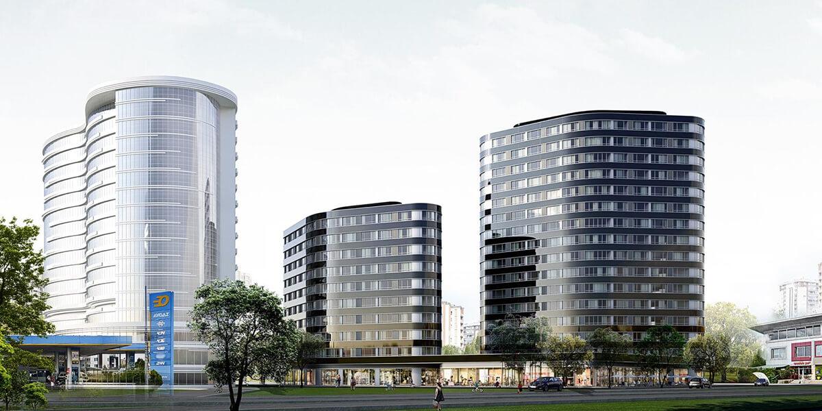 مشروع استثماري سكني في منطقة اسنيورت Esenyurt