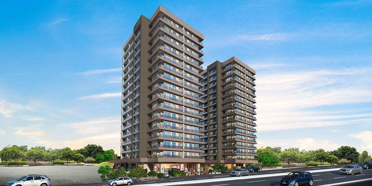 Project in one of the most important areas in Istanbul