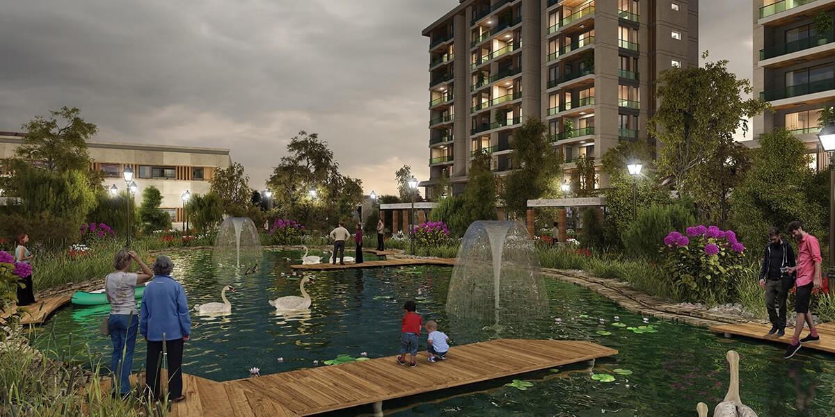 Wonderful project in Beylikdüzü the fastest growing area