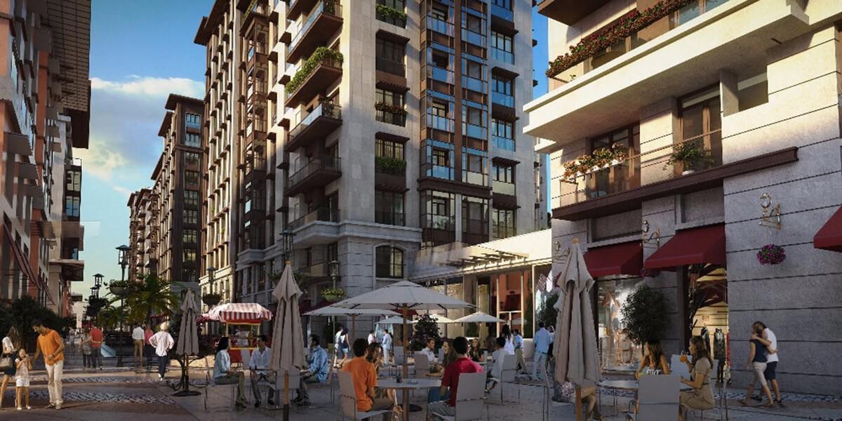 مشروع في قلب بيوغلو اسطنبول
