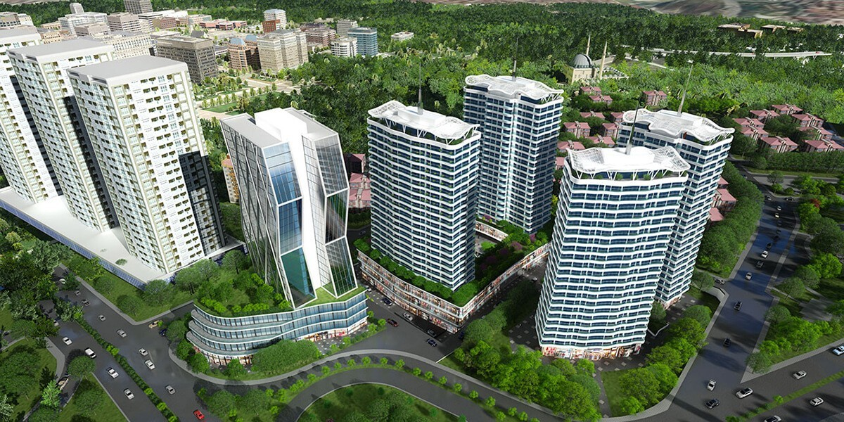 The project is more modern, more comfortable and more livable