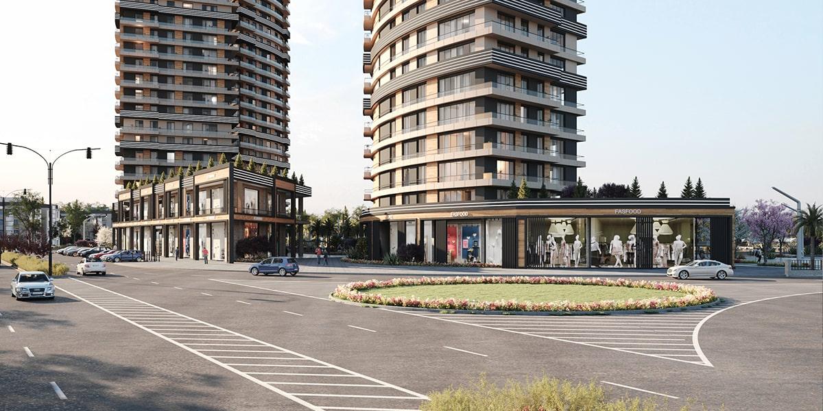 حياة اجتماعية ساحرة وإطلالة بحرية بعوامل سكنية واستثمارية في اسطنبول