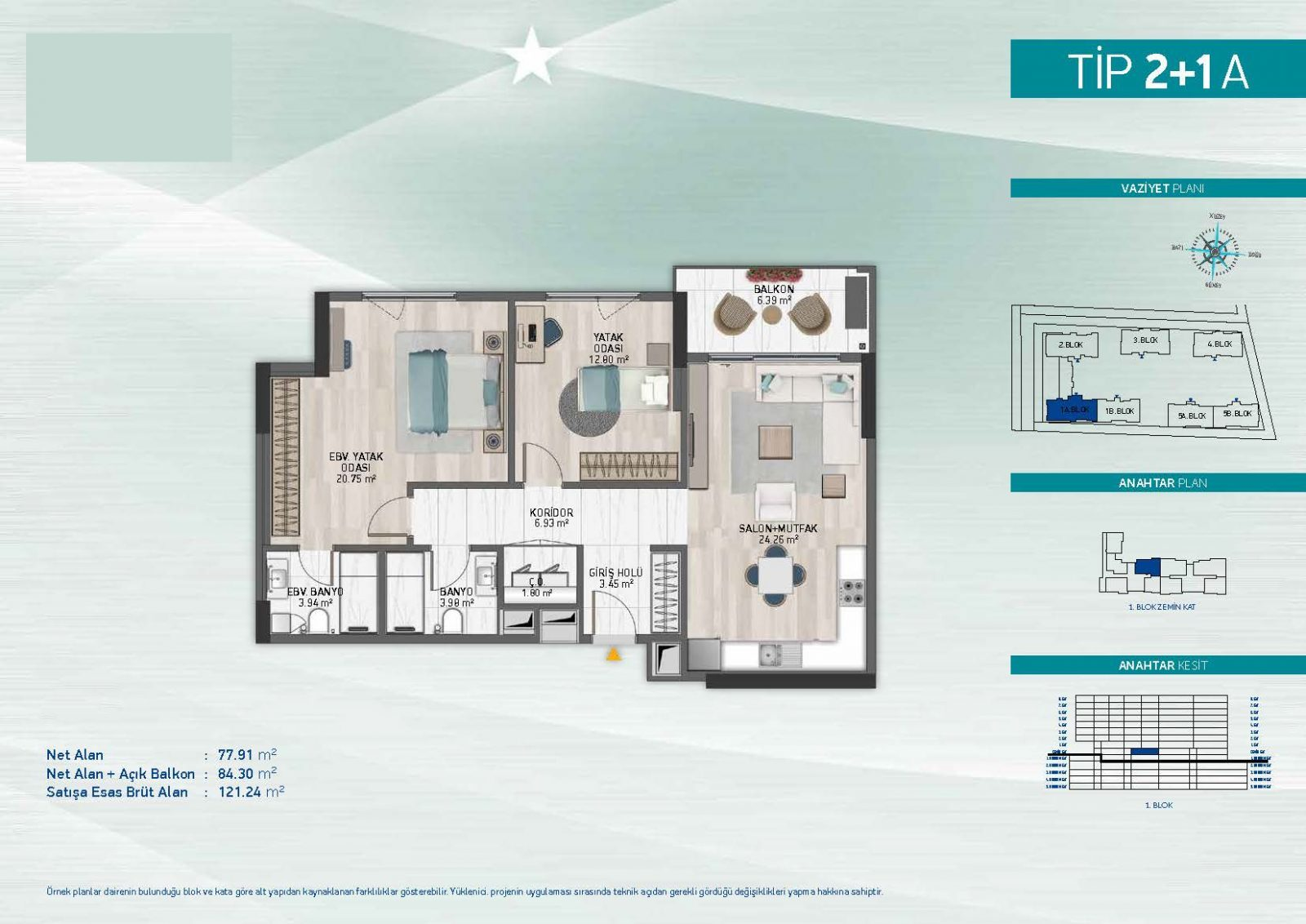 A project that integrates quality with your life in a wonderful architectural mold