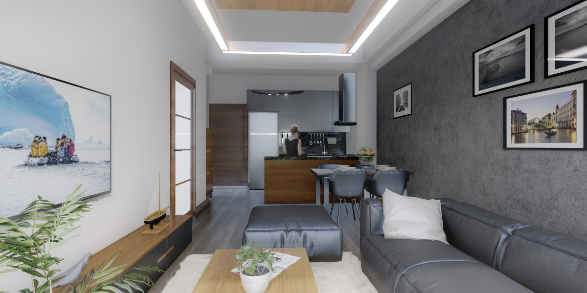 Unique and distinctive living spaces for a happy life in your dream home