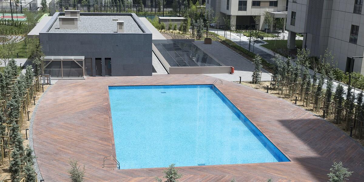 مشروع يتميز بموقعه الفريد في أكثر نقطة مركزية في اسطنبول