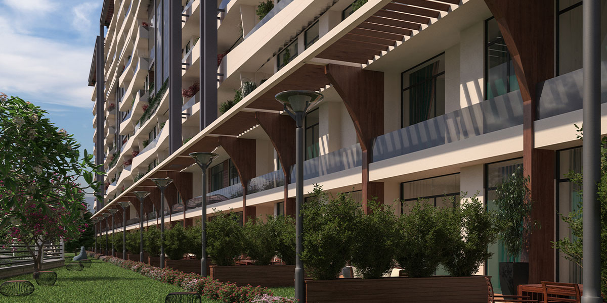 A luxury project in the heart of Izmit