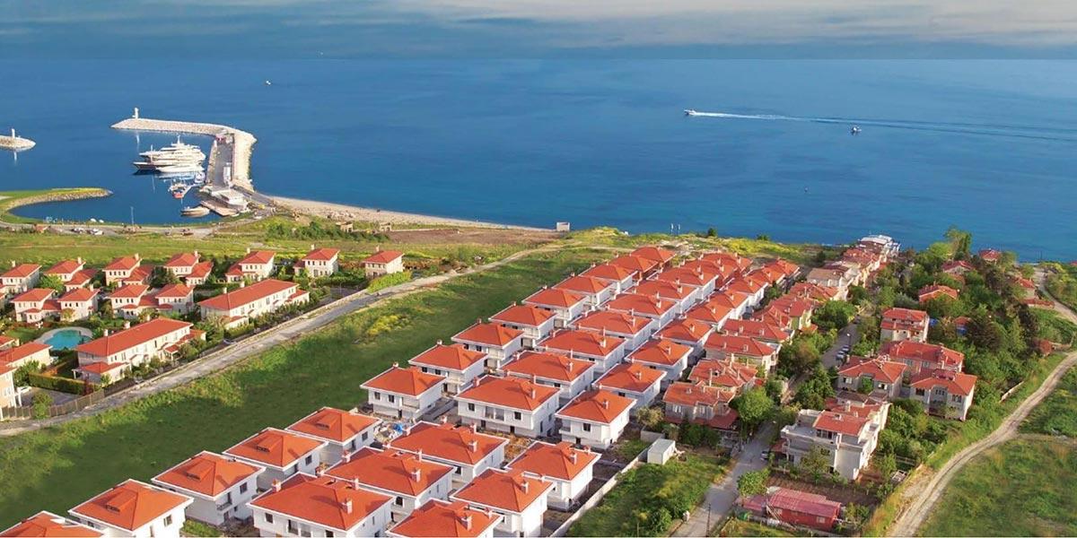مشروع استثماري ومناسب للجنسية التركيةفي منطقة بيليك دوزو