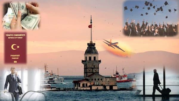 شروط الحصول على الجنسية التركية عن طريق شراء عقار