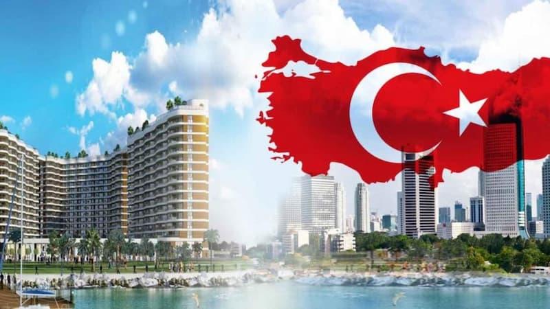 الجنسية التركية عن طريق شراء عقار