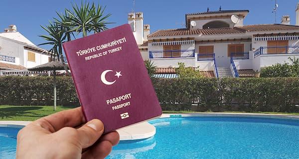طرق الحصول على الجواز التركي للاجانب عن طريق الاستثمار