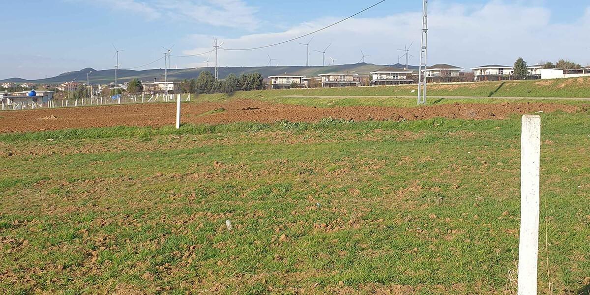Landscaped Villa imarlı land in Silvery