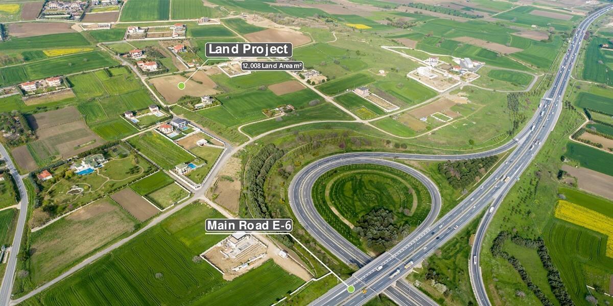 أرض إعمار فلل بإطلالة طبيعية في سيلفري L-1-16