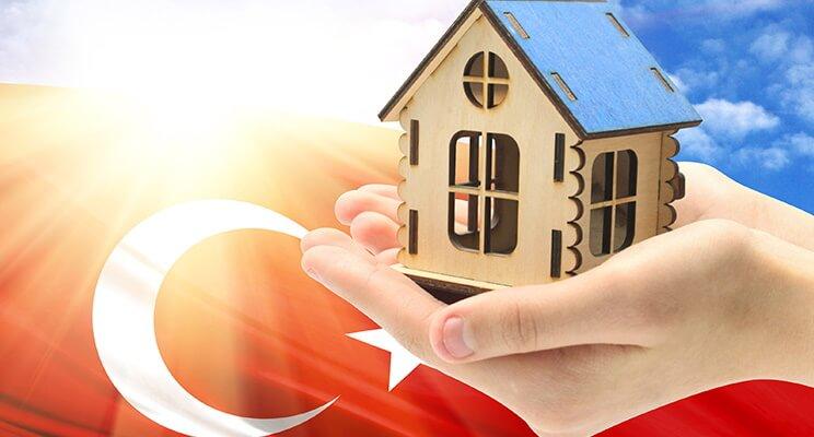 الضرائب والرسوم على شراء العقارات في تركيا