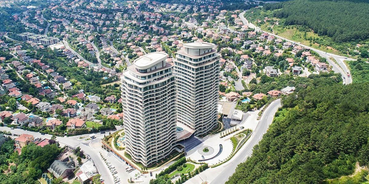 The most beautiful ACAR BLU project in Anatolia