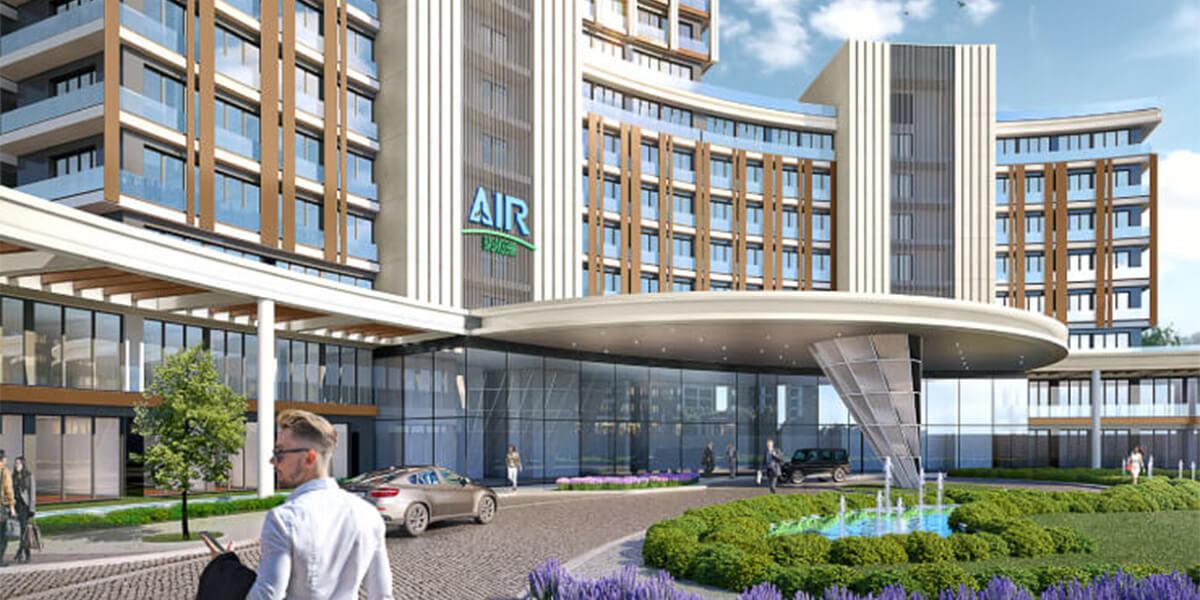 Offices in AIR Başakşehir Istanbul