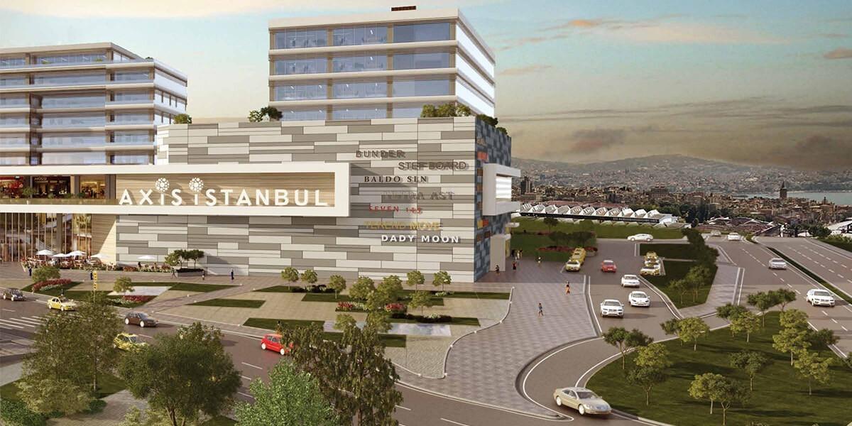 مكاتب مول أكسس اسطنبول