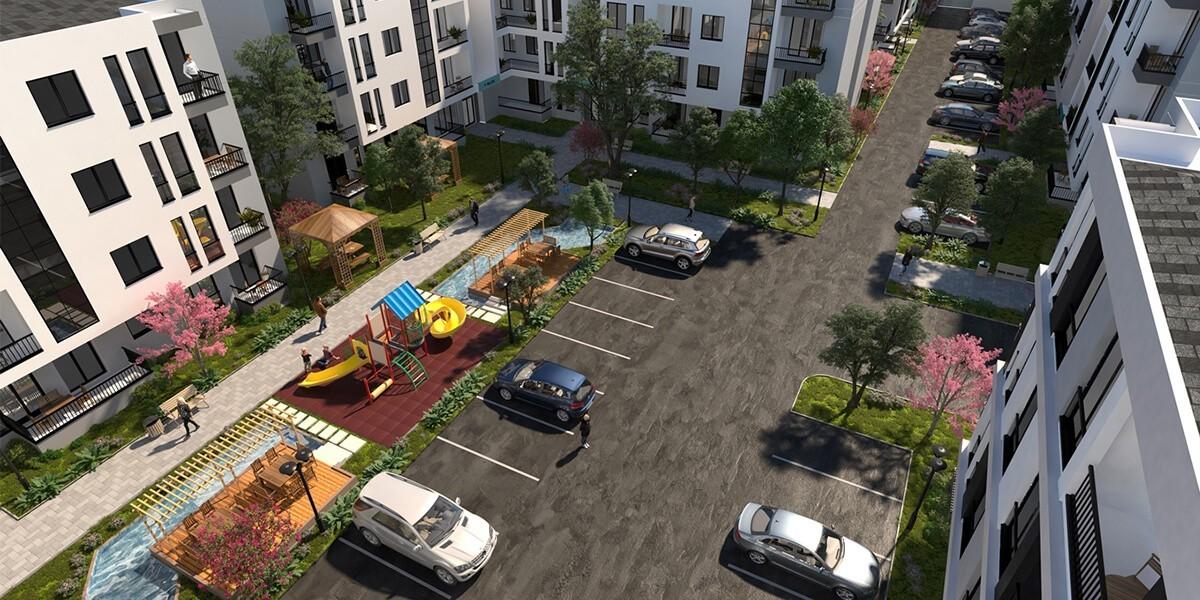 The Agora Algun project in Douzze
