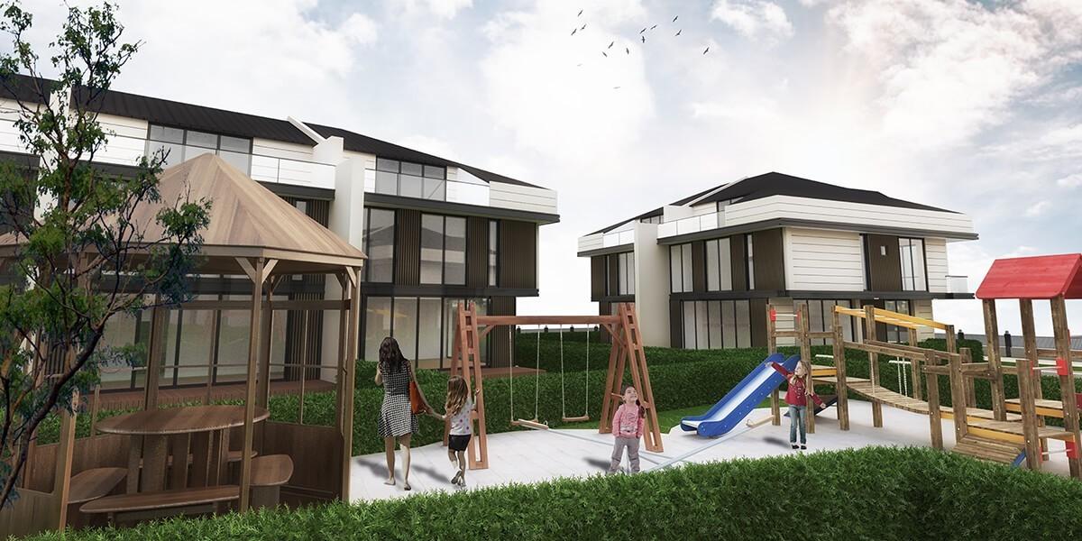 مشروع فلل Beytown Villas