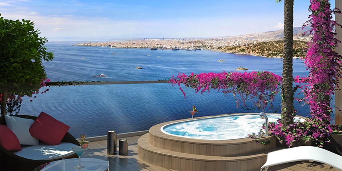 DapYapi project in Izmir
