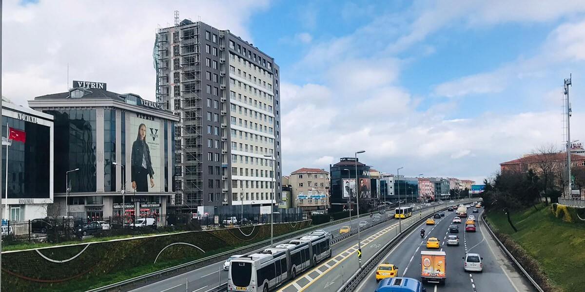 مشروع في قلب اسطنبول مناسب للجنسية