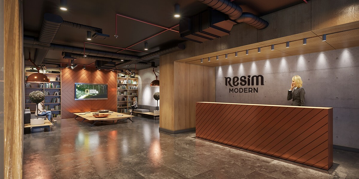 Featured Resim Modern project