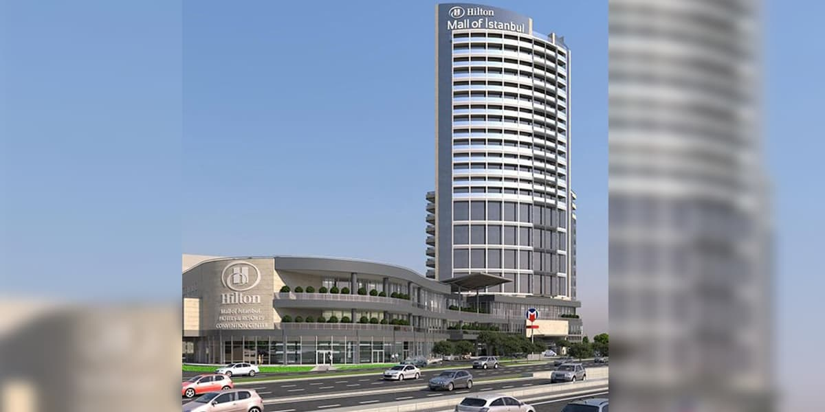 مشروع هاي ريزيدانس High Residence