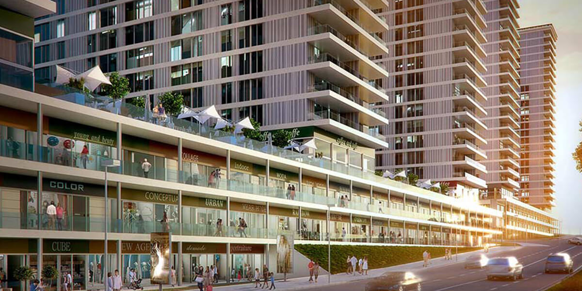 Mina Towers Project